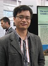 刘传平博士研究员
