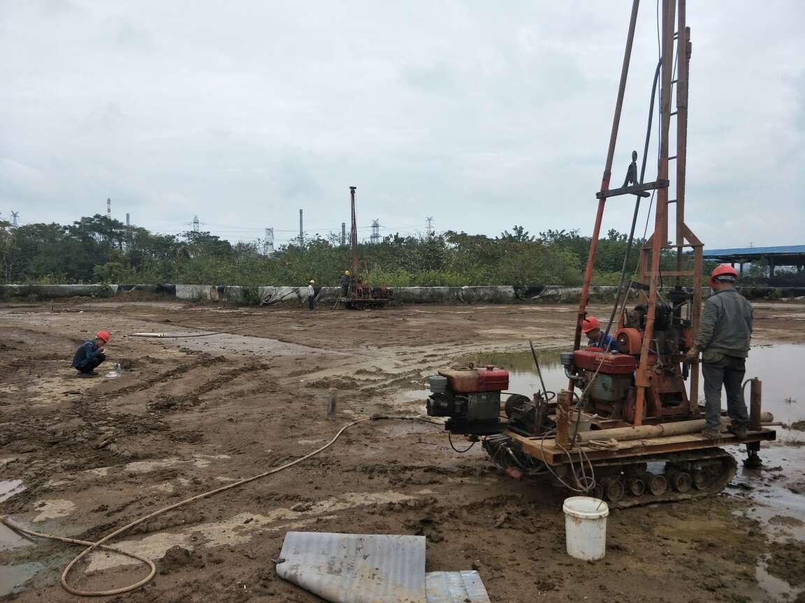广东佛山场地土壤调查及评估
