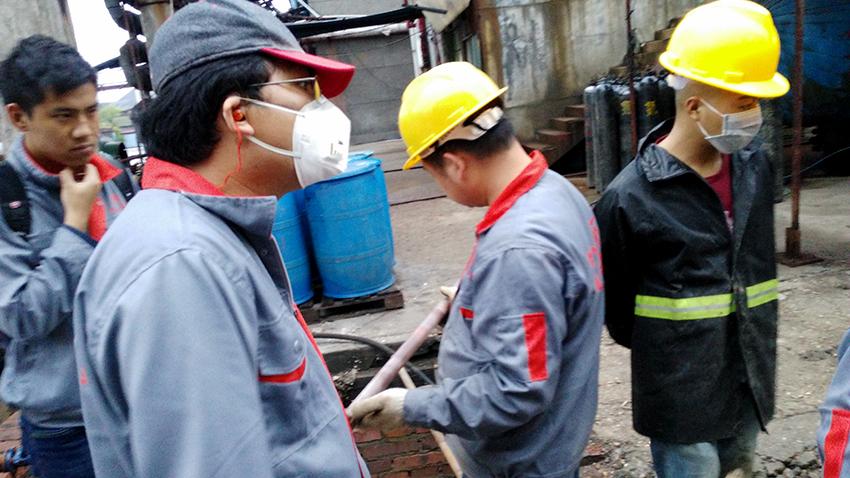 株洲邦化化工有限公司场地土壤调查及评估