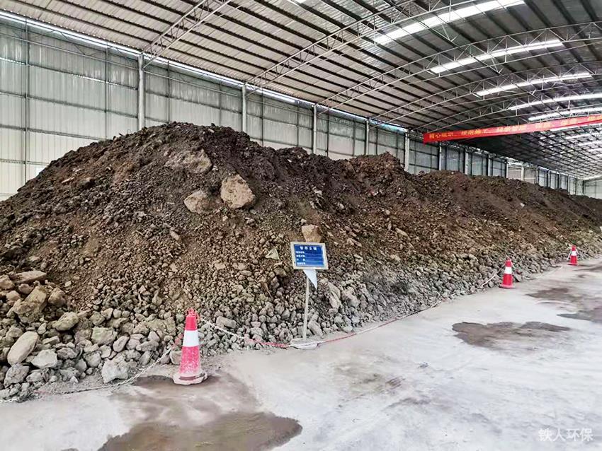 佛山LEH国际学校地块场地污染土壤修复项目