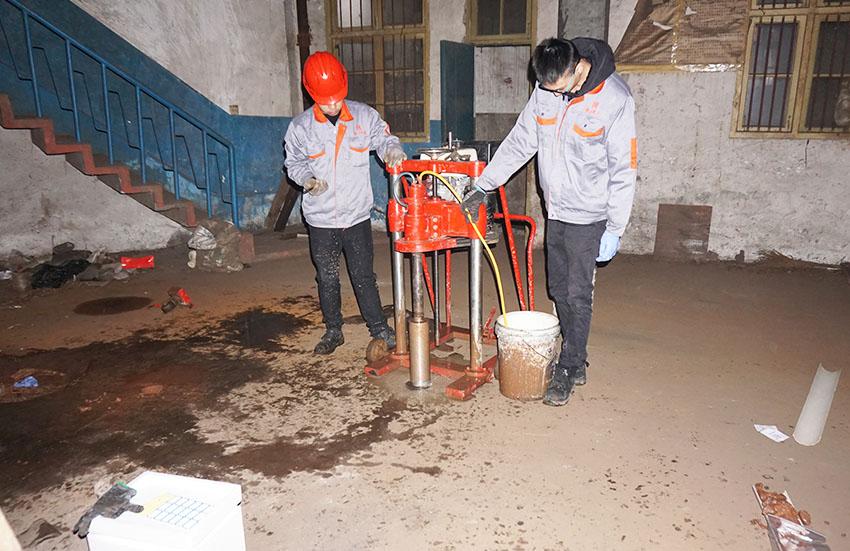 湖南省株洲市中南管件有限责任公司场地土壤调查及评估